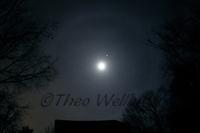 02102014 moon jupiter halo